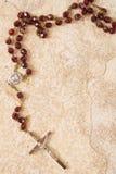 скопируйте космос rosary Стоковая Фотография