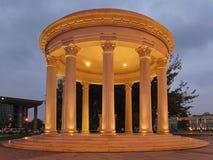 Скопье газебо Стоковая Фотография RF