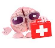 скорая помощь мозга 3d бесплатная иллюстрация