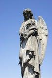 Скорбный ангел смерти Стоковые Фотографии RF