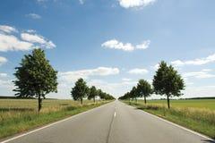 скоростная дорога стоковое фото