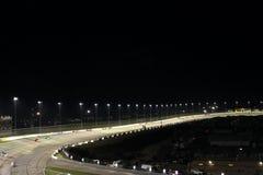 Скоростная дорога мотора Чашк-Атланты спринта Nascar Стоковые Изображения