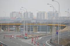 Скоростная дорога S17 Стоковое Изображение