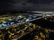 скоростное шоссе 91 на Buchanan Стоковое фото RF