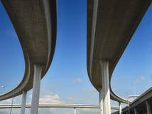 скоростное шоссе Стоковые Фото