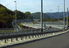 Скоростное шоссе   Стоковые Фотографии RF