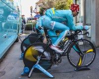 Скоростной Pedalling Стоковые Фото