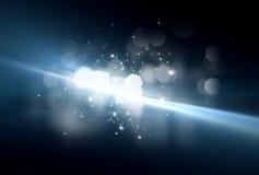скорость взрыва предпосылки Стоковое Изображение RF