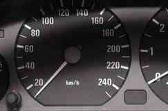скорость датчика Стоковое фото RF