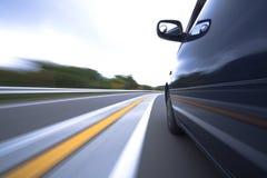 скорость дороги Стоковые Изображения RF