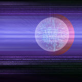 скорость земли Стоковые Фото