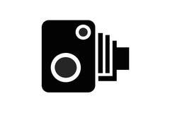 скорость знака камеры Стоковое Фото