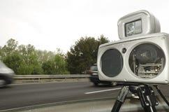 скорость камеры Стоковые Изображения