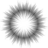 Скорость комика вектора выравнивает предпосылку Стоковое Фото