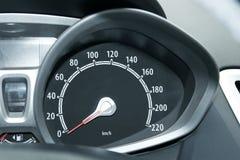 скорость метра Стоковые Изображения RF