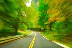 скорость падения Стоковая Фотография RF