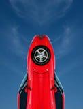 скорость ракеты Стоковое Изображение RF