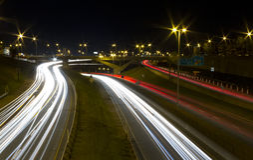 Скорость света Стоковое фото RF