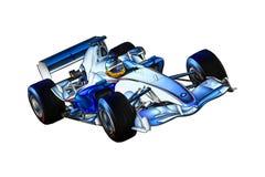 Скорость спортивной машины быстрая бесплатная иллюстрация