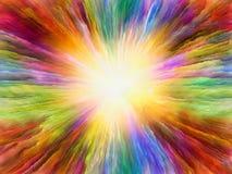 Скорость цветов Стоковое Фото