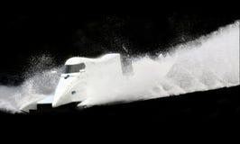 скорость шлюпки Стоковые Фото