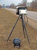 скорость 2 управлений Стоковые Фотографии RF