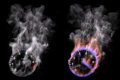 Скорость Стоковое Изображение RF