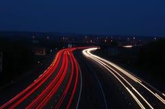 скорость Стоковая Фотография