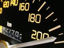 скорость Стоковое Изображение