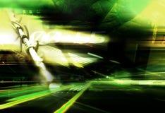 скорость Стоковая Фотография RF