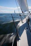 скорость sailing Стоковое Изображение RF