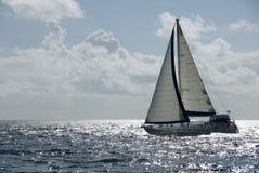 скорость sailing Стоковые Изображения RF