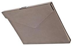 скоросшиватель архива связывателя коричневый Стоковая Фотография RF