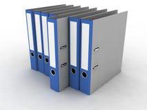 Скоросшиватель для документов Стоковая Фотография RF