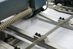 скоросшиватель bindery стоковая фотография rf