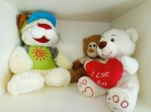 Скоро к детскому саду Пока игрушки Стоковая Фотография RF