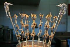 Скорпионы в ручке Стоковые Фото