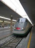 скорый поезд Стоковое фото RF