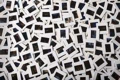 Скольжение фото Стоковые Фотографии RF