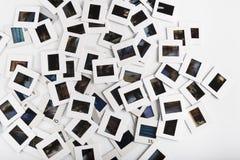Скольжение фото Стоковая Фотография RF