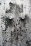 скрепленная болтами текстура grunge стоковые изображения rf