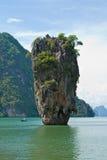 скрепленный остров james стоковая фотография