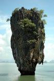 скрепленный остров james Стоковые Фотографии RF