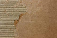 скрест картона Стоковая Фотография