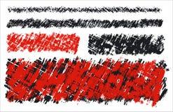 скрест Стоковое Изображение RF