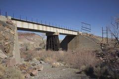 Скрещивание железной дороги Стоковое Изображение