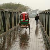 скрещивание моста Стоковые Изображения