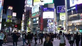Скрещивание Shibuya в Токио