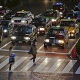 Скрещивание Shibuya Стоковое фото RF