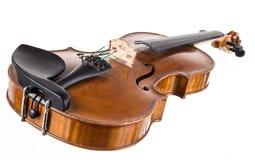 Скрипка в винтажном стиле стоковые фотографии rf